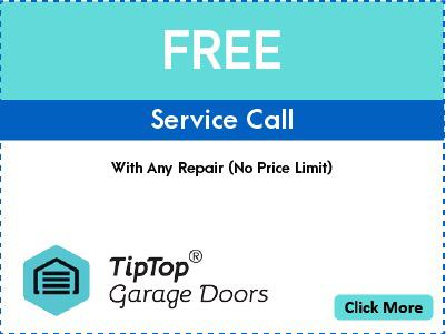 Tip Top Garage Doors Nashville - Coupon - Free - Service Call